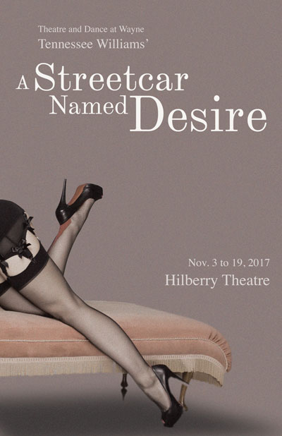 the themes of death and desire in tennessee williams a streetcar named desire